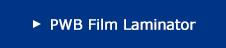 PWB Film Laminator